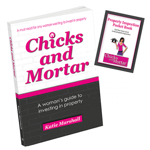 Chicks and Mortar book, Property Inspection Pocketbook