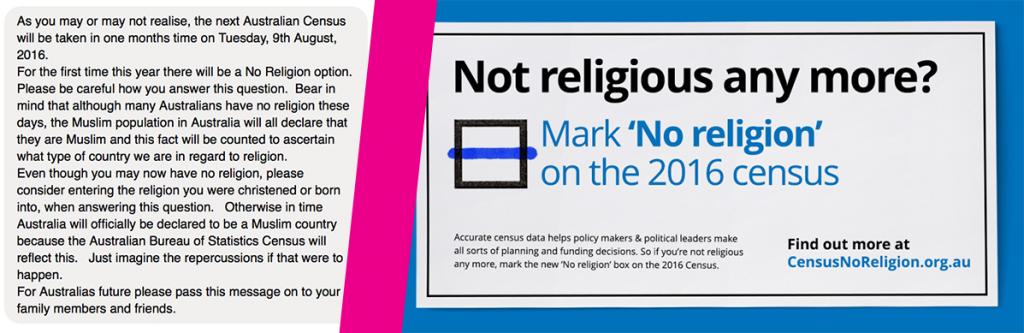 Census agenda 2016