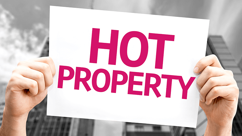 How to Buy Property in a Hot Market