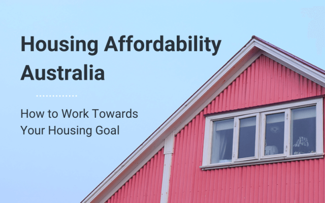 Housing affordability in australia