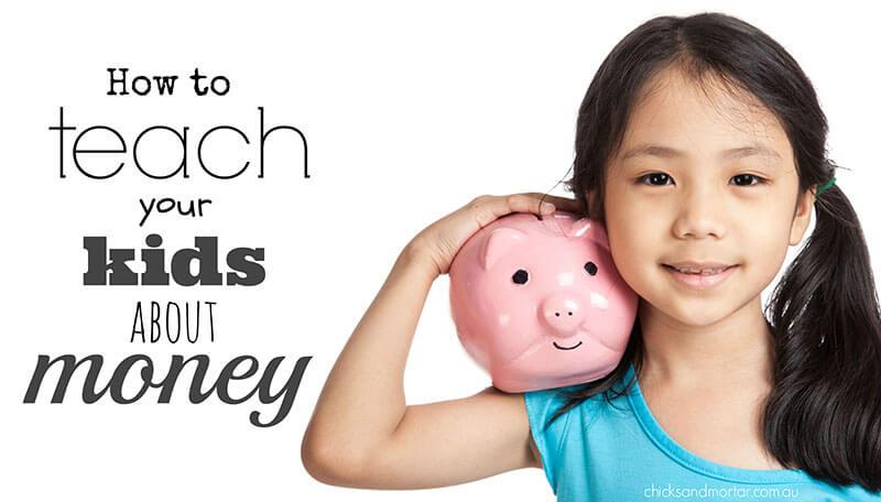 Money habits for children