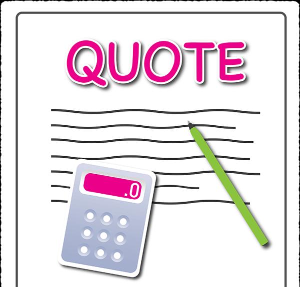 Comparing quotes